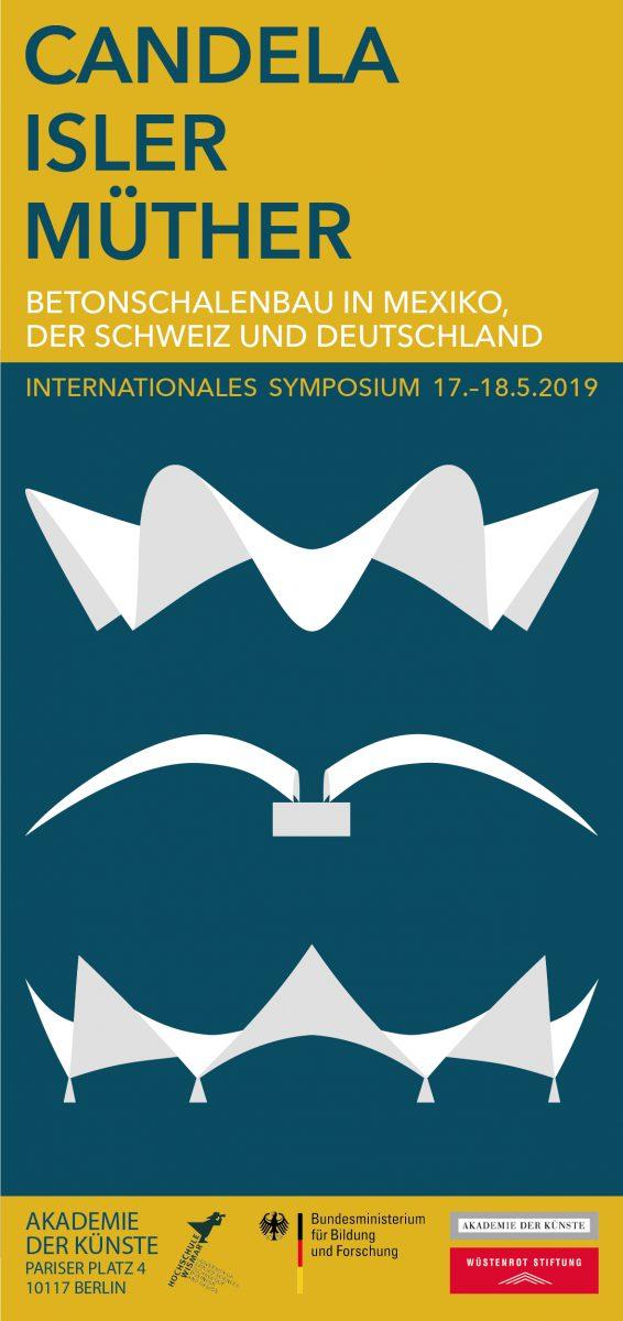 Candela Isler Müther Symposium 2019